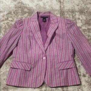 Apostrophe jacket